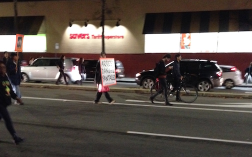 Berkeley Protest 12-6-14
